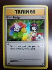 Pokemon Erika Gym Badge Holo League Challenge PROMO XY206
