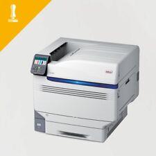 OKI Pro 9542dn CMYK + witte toner A3-professionele printer - 2Stamp