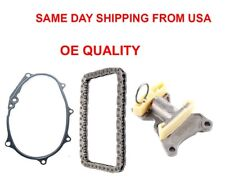 TIMING CHAIN TENSIONER, CAM TIMING CHAIN KIT 3PCS FOR VW JETTA 2.0T  EOS AUDI A4