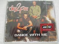 am2pm - Dance With Me - Maxi Single CD (4 Tracks) Neu OVP New Sealed Enhanced