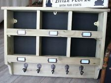 Solid Wood Vintage/Retro Garage Bookcases, Shelving & Storage