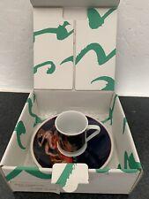 Pylones Paris Narcisse Porcelain Teacup Tea Cup & Saucer  #2