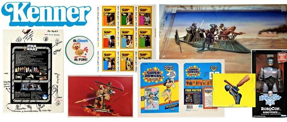 Nextoy's Kenner Employee Archive