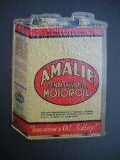 MOTOR OIL Vetrofania Decalcomania ORIGINALE 1950
