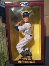 """Starting Lineup NY Yankees Mickey Mantle 12"""" Action Figure New in box"""