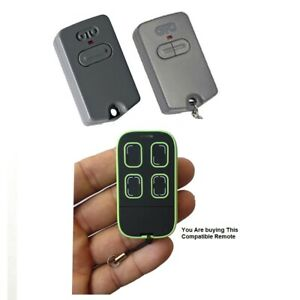 Mighty Mule GTO Automatic Swing Sliding Gate Compatible Remote Control Opener