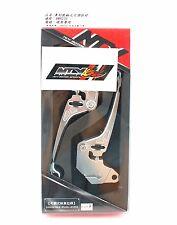 NCY Sliver Aluminum CNC Tool Free Adjustable Brake Lever for Yamaha BWS125/50