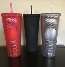 Starbucks Holiday 2019 Limited Edition Studded Tumbler Cup