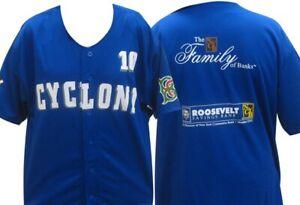 2010 Brooklyn Cyclones Italy Jersey M SGA Italian MILB New York Soccer Baseball