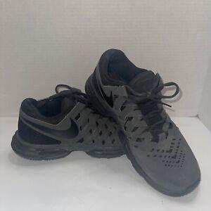Men's Nike 898066-010 Lunar Fingertrap TR Running Training Shoe Sneakers Size 8