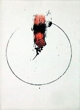 MALABARBA, A mezzo della notte Con 15 litografie originali di Emilio Scanavino