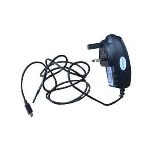3 Pin UK Mains Wall Charger Plug Cable Lead for Asus VivoTab RT TF600T TF600