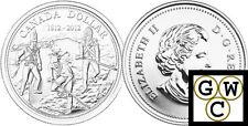 2012 BU Silver $ '200th Anniversary of The War of 1812' .9999 Fine (12934) (NT)