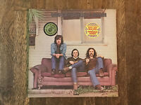 Crosby Stills & Nash LP w/ Hype - Self Titled - + Lyric Sheet - Atlantic SD 8229