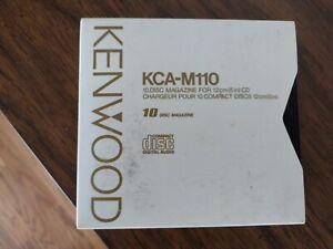 Kenwood KCA-M110 10 Disc Magazine