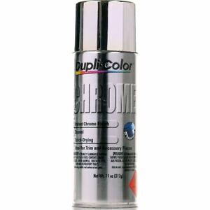 Dupli-Color Aerosol Spray Metallic Chrome Coating 311g CS101