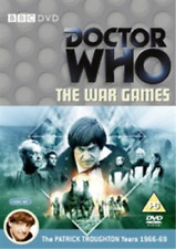 Patrick Troughton, Jane She...-Doctor Who: War Games DVD NEW