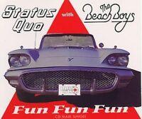 Status Quo Fun fun fun (1996, & Beach Boys) [Maxi-CD]