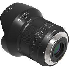IRIX 11mm F4.0 Blackstone NIKON