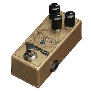 Used Wampler Tumnus Overdrive Boost Guitar Effects Pedal