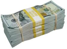 CASH MONEY STACK GLOSSY POSTER PICTURE PHOTO BANNER PRINT 100 dollar bills 5675