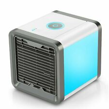 Portable Mini Fan Air Conditioner Cooler 3in1 Personal Desktop Travel Office