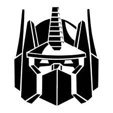 Decal Vinyl Truck Car Sticker - Transformers Autobots Optimus Prime