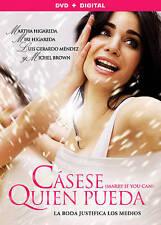 CASESE QUIEN PUEDA (NEW DVD)