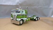 Dcp Custom stretched frame Peterbilt 352 white/green 1/64