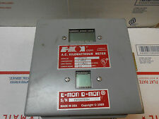 480200D AC KILLOWATTHOUR METER  4 WIRE  277/380   NEW OLD STOCK