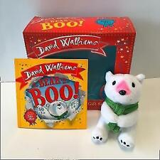 The Bear Who Went Boo!: Book and Toy Gift Set by David Walliams (Mixed media product, 2017)