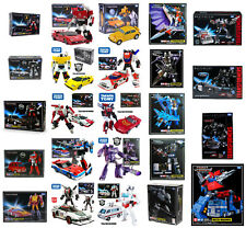 Transformers Masterpiece Voyager Leader Class Action Figures Collection Toy Gift