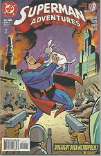 SUPERMAN ANIMATED ADVENTURES #40 Back Issue (S)
