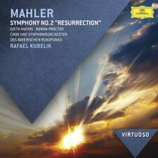 Rafael Kubelik - Virtuoso-Mahler: Symphony No.2 Resurrection [New CD] Germany -