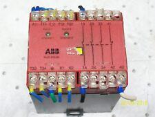 ABB SAFETY CONTROL UNIT , GHC 470.00