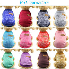 Pet Coat Jacket Autumn And Winter Clothes Cat  Puppy Sweater Clothing Fashion