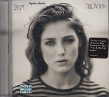 Birdy fire Within CD New Sealed Original CD