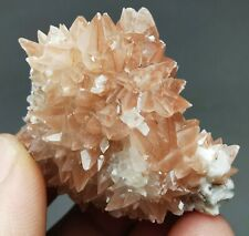 New Listing56.6g Natura Transparent Red Biconical Calcite Crystal Mineral Specimen/China