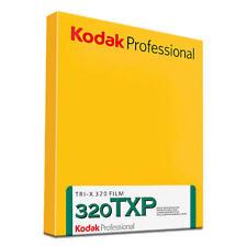 Kodak Tri X 320 4x5 10 sheet film