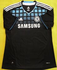 5/5 CHELSEA LONDON 2011~2012 ORIGINAL ADIDAS FOOTBALL AWAY JERSEY SHIRT