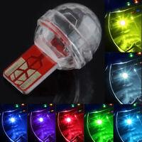 1PCS Mini Colorful LED USB Decor Car Interior Light Atmosphere Neon Music Lamp