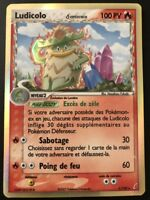 Carte Pokemon LUDICOLO 6/100 HOLO Gardiens de Crystal Bloc EX FR