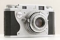 Vintage MINOLTA KONICA II B 35mm Rangefinder Film Camera Japan