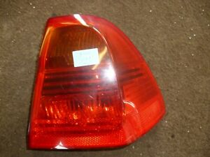 BMW 3 Series E91 Touring Rear Light Offside Driver Side