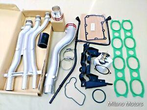Coolant Pipe Kit 948106059KIT thermostat, Gaskets Porsche Cayenne 4.5 V8 03-06