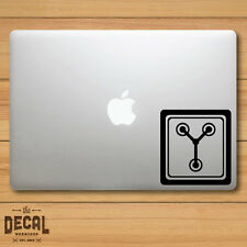 Back to the Future Flux Capacitor Macbook Sticker / Macbook Decal / Cover / Skin