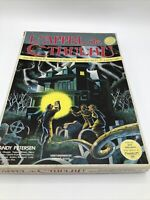 RPG HP Lovecraft L'appel de Cthulhu (Call of Cthulhu) French First Edition 1981