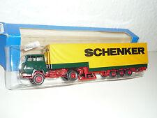 """ROCO  HO   - 1506 STEYR 91 Grossraumsattelzug """"Schenker"""" -  OVP /  X299X"""