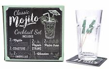 Classic Mojito Cocktail Making Boxed Gift Set