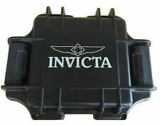 BRAND NEW INVICTA DIVE 1 SLOT BLACK PLASTIC COLLECTORS WATCH BOX CASE